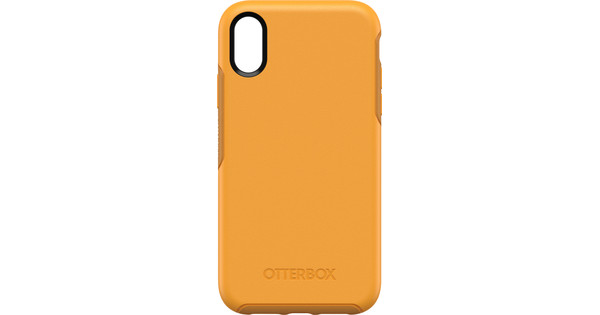 Otterbox Symmetry iPhone Xr Back Cover Geel