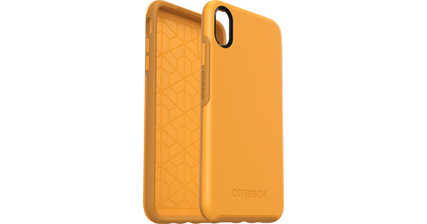 Otterbox Symmetry Apple iPhone XS Max Back Cover Yellow