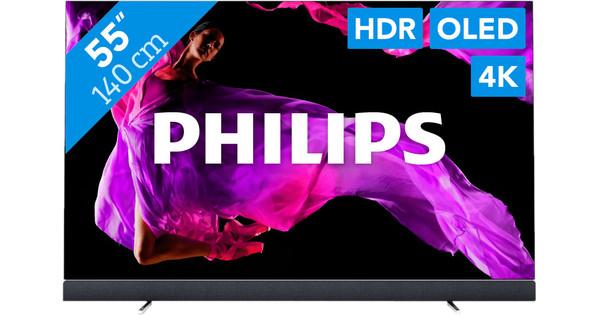 Philips 55OLED903 - Ambilight