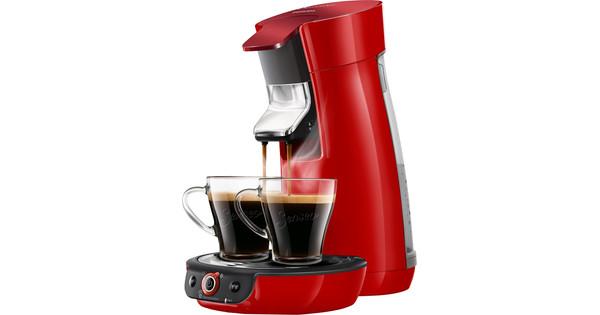 Senseo Viva Café Duo Select HD6564/80 Rood