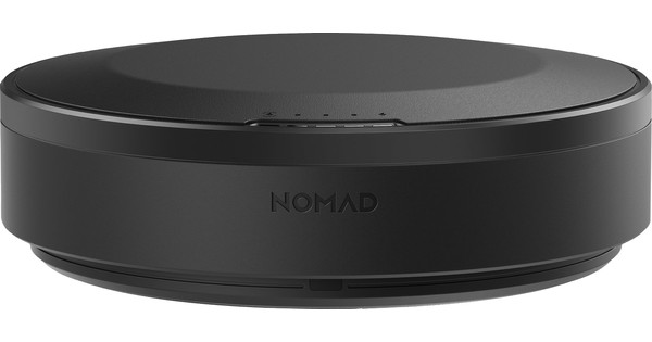 Nomad Wireless Charger and 4-port Usb Hub