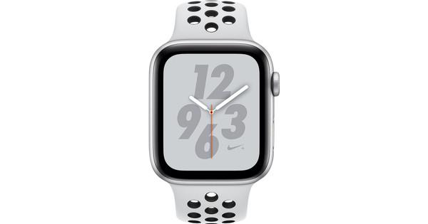 Apple Watch Series 4 44mm Nike+ Silver Aluminum/Sport Band