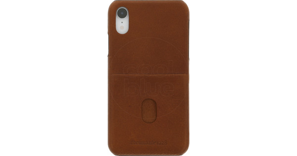 DBramante1928 Tune Apple iPhone Xr Back Cover Brown