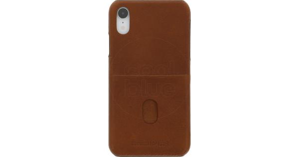 DBramante1928 Tune Apple iPhone Xr Back Cover Bruin