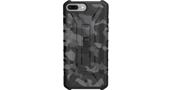 UAG Pathfinder Camo Apple iPhone 6S/7/8 Plus Back Cover Black
