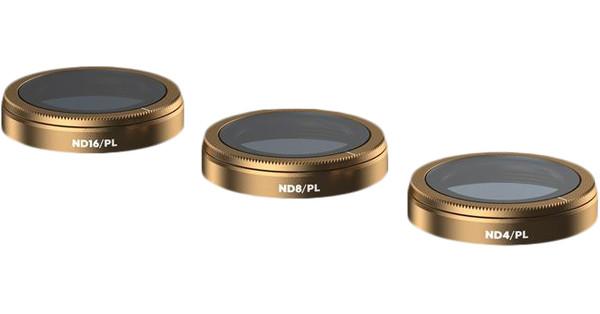 Polar Pro DJI Mavic 2 Zoom Cinema Series Vivid Collection 3-PACK