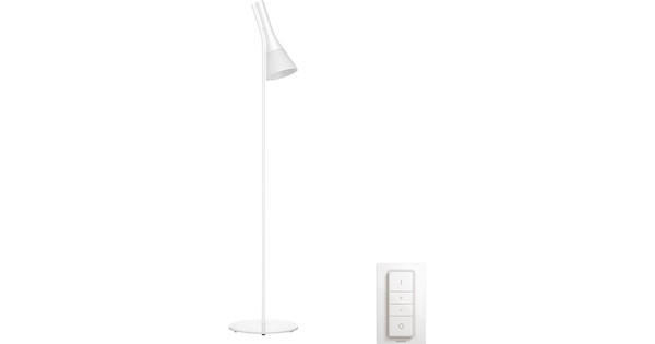Philips Hue Explore Floor Lamp White