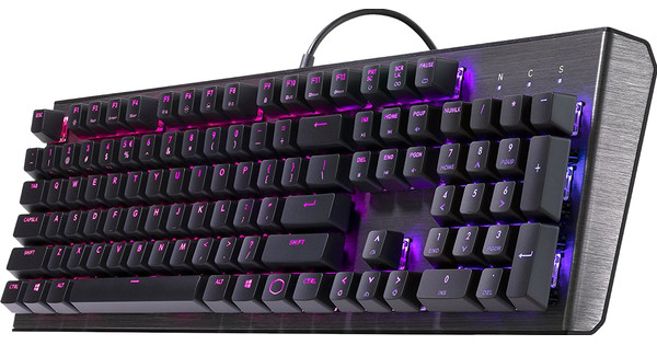 Coolermaster CK550 Mechanical Gaming Keyboard Gateron Brown QWERTY