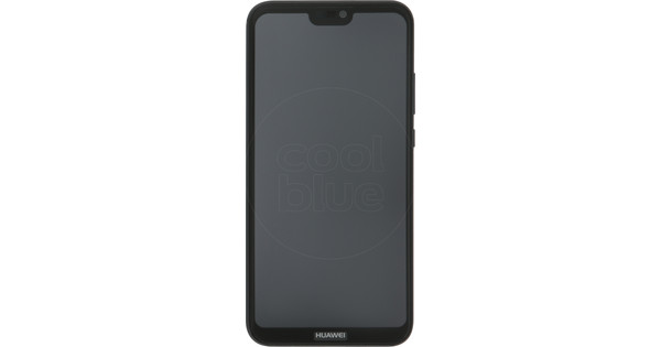 PanzerGlass Huawei P20 Lite Black Screen Protector Glass