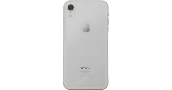 PanzerGlass Backglass Screenprotector Achterkant Apple iPhone Xr