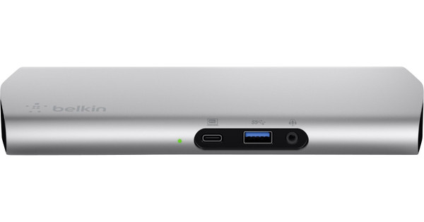 Belkin usb-c desktop docking station