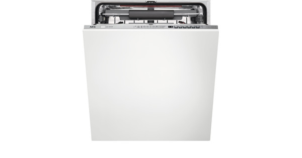 AEG FSE63806P / Built-in / Fully integrated / Niche height 82-90cm