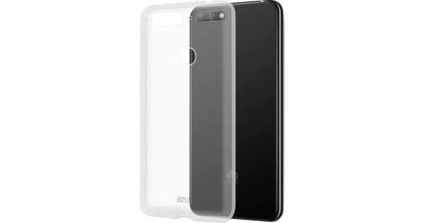 Azuri Glossy TPU Huawei Y6 (2018) Back Cover Transparent