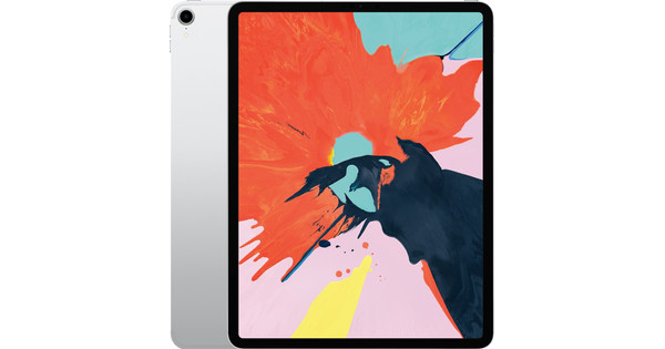 Apple iPad Pro (2018) 11 inch 256 GB Wifi Zilver