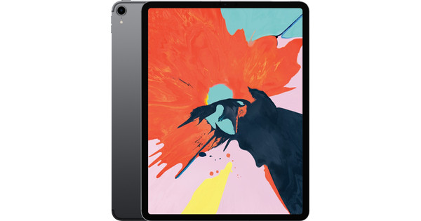 Apple iPad Pro (2018) 11 inch 512 GB Wifi + 4G Space Gray