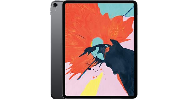 Apple iPad Pro (2018) 12.9 inches 64GB WiFi + 4G Space Gray