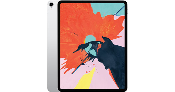 Apple iPad Pro (2018) 12,9 inch 256 GB Wifi + 4G Zilver