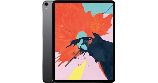 Apple iPad Pro (2018) 12.9 inches 512GB WiFi + 4G Space Gray
