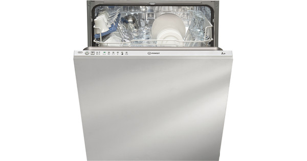 Indesit DIFP EU CB 100 / Built-in / Fully integrated / Niche height 82 - 90cm