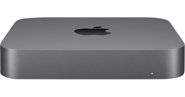 Apple Mac Mini (2018) 3,6GHz i3 16GB/256GB - 10Gbit/s Ethernet