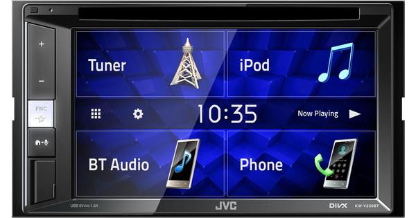 JVC KW-V250BT
