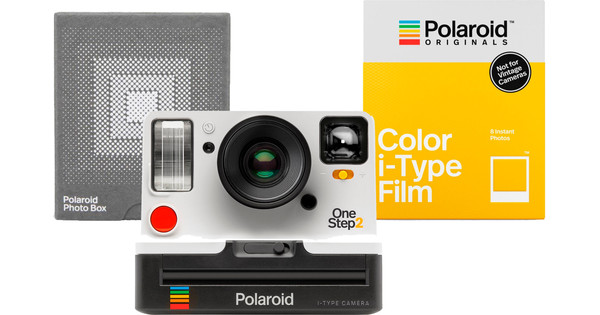 Polaroid Originals OneStep 2 VF Wit - Everything box