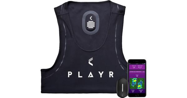 PLAYR Football GPS Tracker XXS