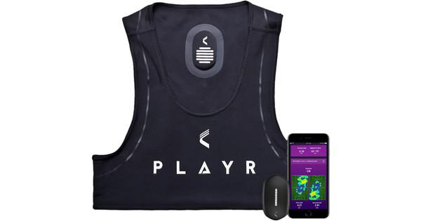 PLAYR Football GPS Tracker L