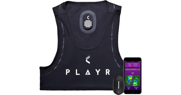 PLAYR Football GPS Tracker XL