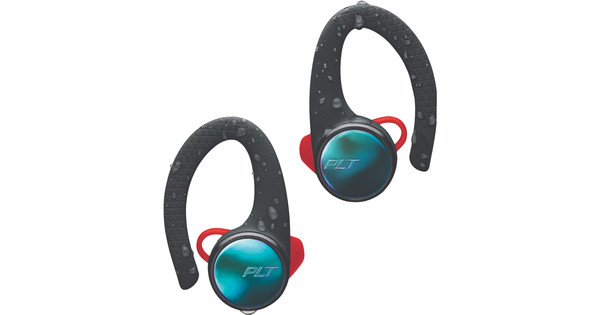 Plantronics Backbeat Fit 3100 Headset Zwart