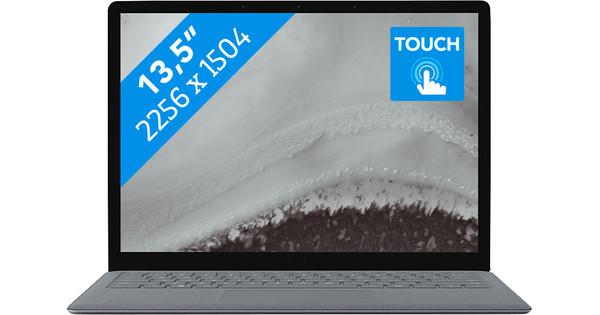 Microsoft Surface Laptop 2 - i5 - 8 GB - 128 GB Platinum