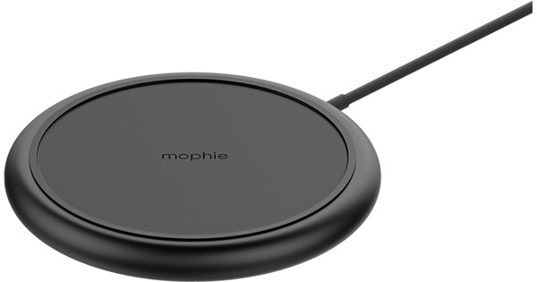 Mophie Qi ChargeStream Pad Plus Wireless Charger 10W Black