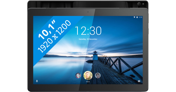 Lenovo Tab P10 32GB WiFi Black