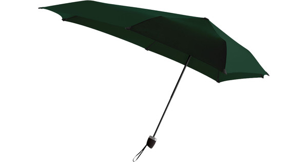 Senz Manual Storm Umbrella Velvet Green