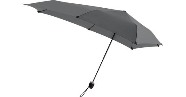 Senz Manual Storm umbrella Silk Gray