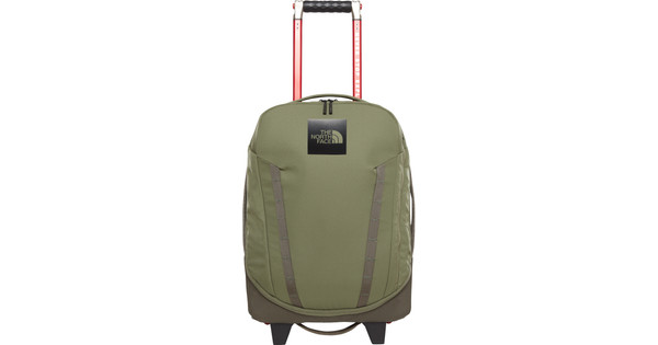 """The North Face Overhead 19"""" New Taupe Green/Four Leaf Clover"""