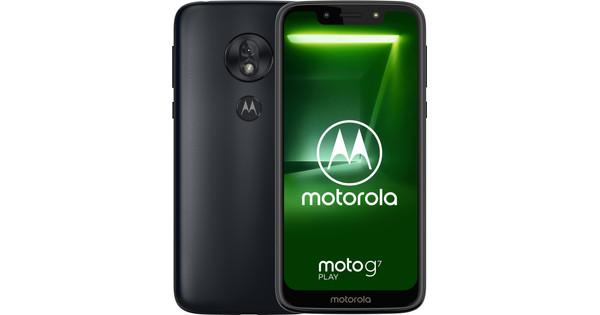Motorola Moto G7 Play Black