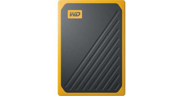 WD My Passport Go 1TB Black/Yellow