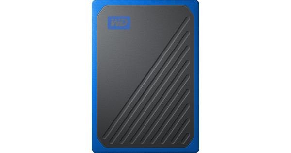WD My Passport Go 1TB Black/Blue