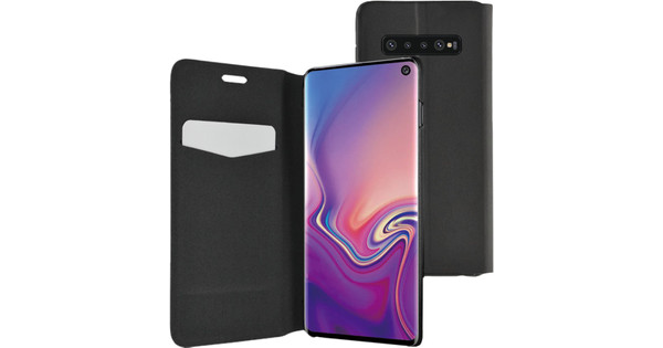 Azuri Booklet Ultra Thin Samsung Galaxy S10e Book Case Zwart