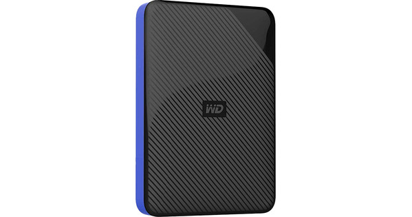 WD My Passport Gaming 2TB PS4