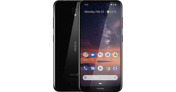 Nokia 3.2 Zwart