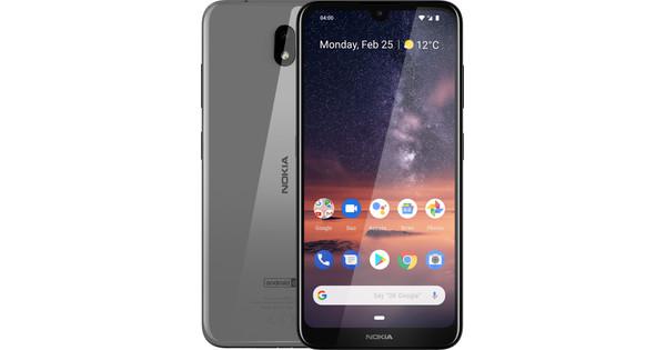 Nokia 3.2 Grijs