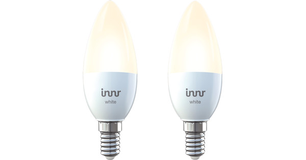 Innr White E14 Duo Pack RB 245-2