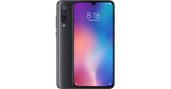 Xiaomi Mi 9 128gb Black Coolblue Before 23 59 Delivered Tomorrow