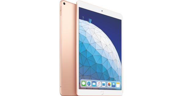 Apple iPad Air (2019) 256 GB Wifi + 4G Goud