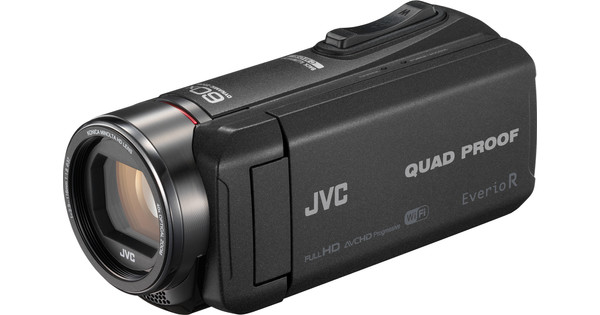 JVC GZ-RX625BEU Black