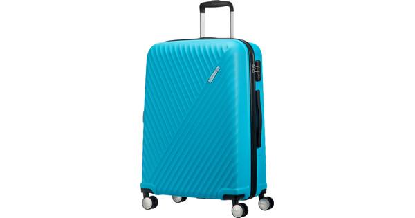 American Tourister Visby Spinner 66cm Light Blue