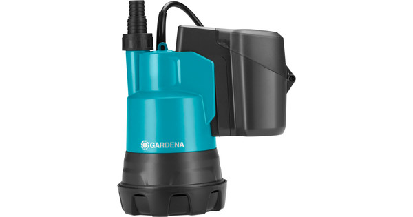 Gardena Submersible pump 2000/2 Li-18 set