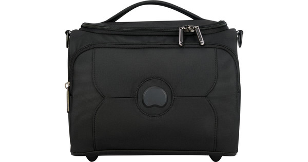 Delsey Mercure Beauty Case Black